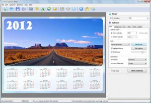 Photo Calendar Maker 2.65 - náhled