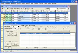 Program autoservis + AdmWin PU 2.73 - náhled