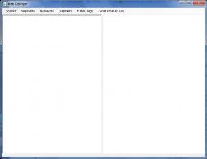 Web Painter 2.0 - náhled
