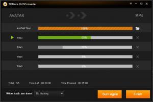TDMore DVD Converter 1.0.0.2 - náhled