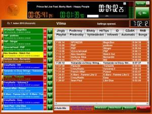 Radio Profesional 8 - náhled