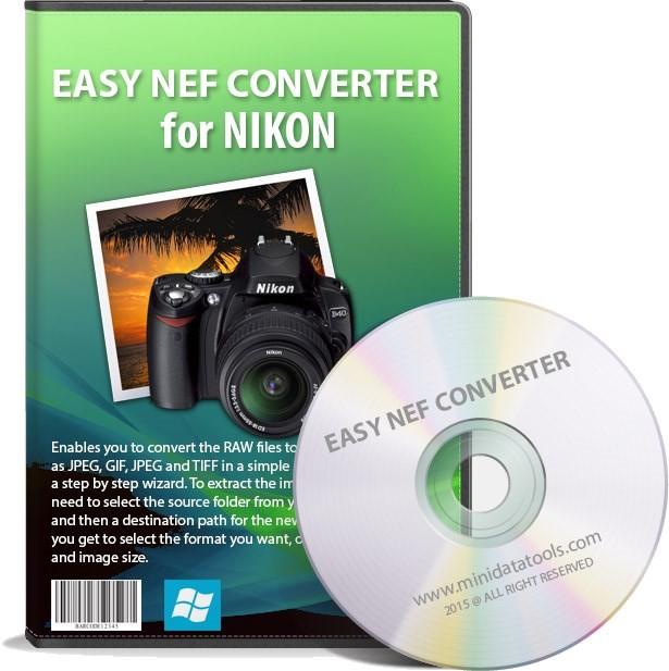 nef photo converter