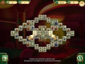 Světový pohár v mahjongu - náhled