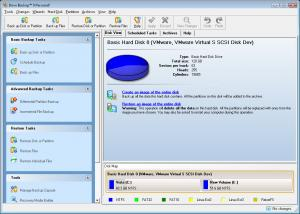 Drive Backup Personal 64-bit 9.0 - náhled