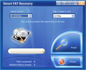 Smart FAT Recovery 4.0 - náhled