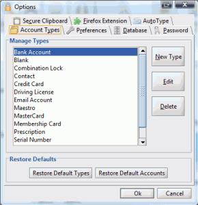 LockCrypt 3.10 - náhled