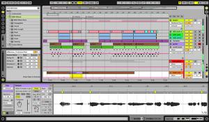 Ableton Live 9.1.8 - náhled