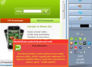 ActivityMon WebGuard 2.0.0.99 - náhled