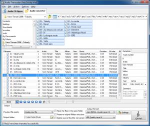 Audio Transcoder 2.9.14 - náhled