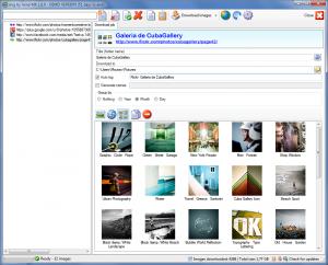 Mourao Image Grabber 1.3.9 - náhled