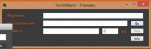 TumblMacin 1.0 - náhled