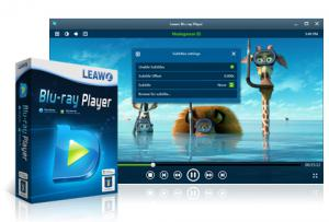 Leawo Blu-ray Player 1.10.0.1 - náhled