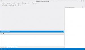 SharpSoft SandboxSharp - náhled