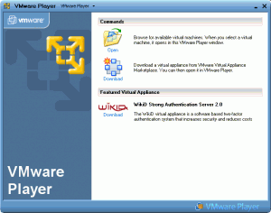 VMware Player 14.1.1