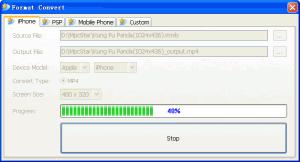 MPCSTAR 5.4 - náhled