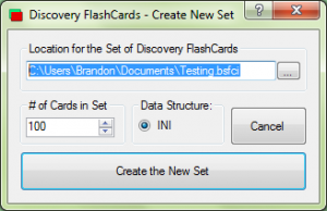 Discovery FlashCards 2.2 - náhled