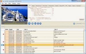 Easy Subtitles Synchronizer 1.0 - náhled
