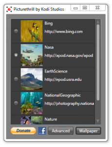 Picturethrill 3.1.5.0 - náhled