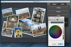 Collagerator 0.9.3 - náhled