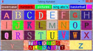 Talking Alphabet 3.7.1 - náhled