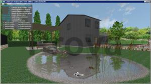NBL Landscape Designer 2014 CZ - náhled