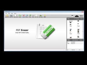 PDF Eraser 1.9 - náhled