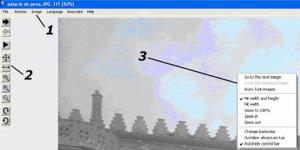 Gonvisor 1.73 - náhled