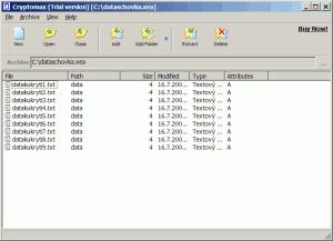 Cryptomax 1.5.2 - náhled