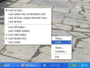 Kid-Key-Lock 1.7.0.0 - náhled