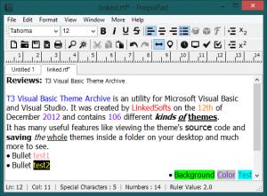 PrepixPad Portable 3.2.2.0 - náhled