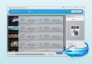 Video Converter Factory Pro 8.1 - náhled