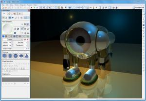 3DCrafter 10.2 - náhled
