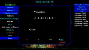 Vesmat - matematika a fyzika pro ZŠ - náhled