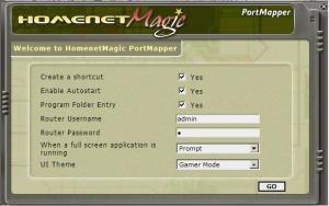 PortMapper 1.0.5 - náhled