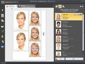 ID Photos Pro 8.6 - náhled
