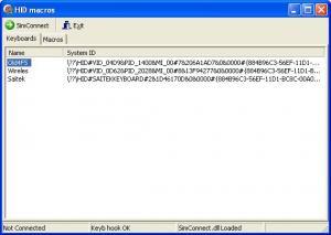 HID macros 2.2 - náhled