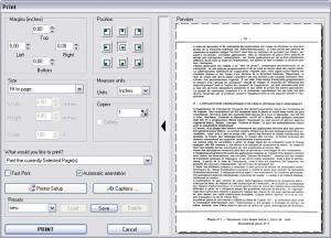 Able Fax Tif View 3.20.6.4 - náhled