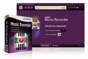 Leawo Music Recorder 1.1.0.0 - náhled