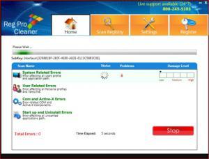 Reg Pro Cleaner 2.0.0.0 - náhled