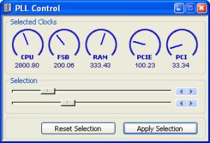 ClockGen 1.0.5.3 - náhled