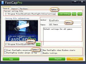 FastCapPro 2.0.1 - náhled