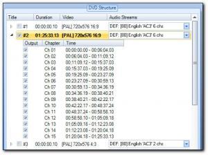 VOB2MPG 3.0.0700 - náhled