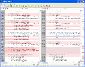 Diffuse 0.4.6 - náhled