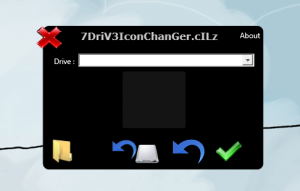 7DriV3IconChanGer.cILz 3.0 - náhled