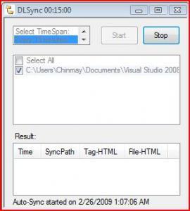 HTML Directory Lister 3.3 - náhled