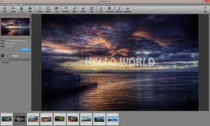 PhotoSun 14 2.0 - náhled