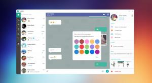 Youface Messenger - náhled