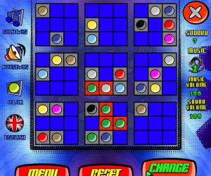 SudokuToon 1.0 - náhled