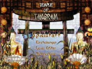 Temple Of Tangram - náhled