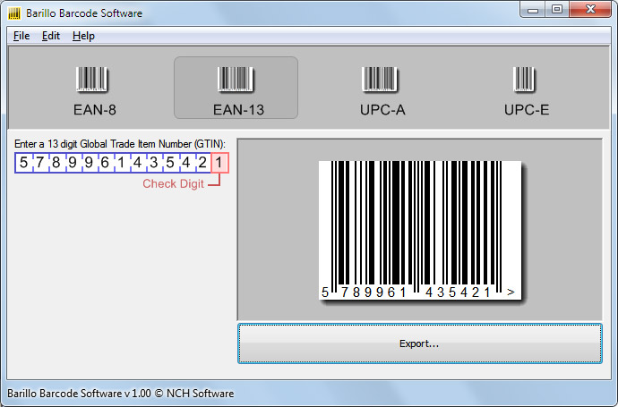 Barillo Barcode Ihned Zdarma Ke Stažen 237 Slunečnice Cz
